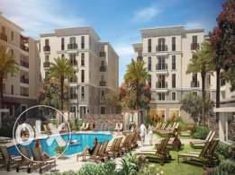 Apartment located in New Cairo for sale 208 m2, Mivida
