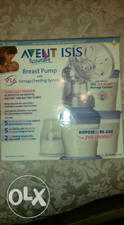 As new Avent Manual Pump