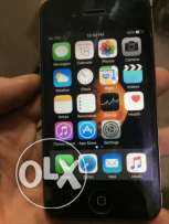 i phone 4s 32 giga like new بدون مشتملات