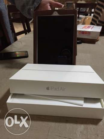 iPad Air brand new only opend box