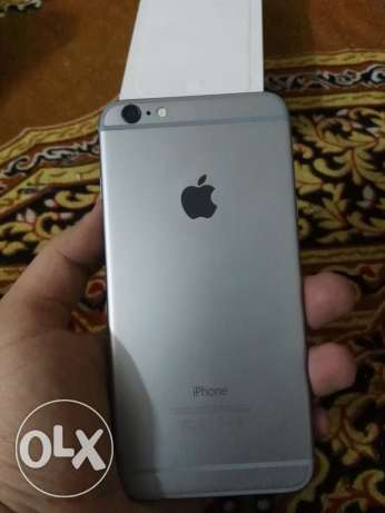 iPhone 6 Plus 16 giga space grey المرج -  8
