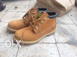 Timberland safety womens half boots