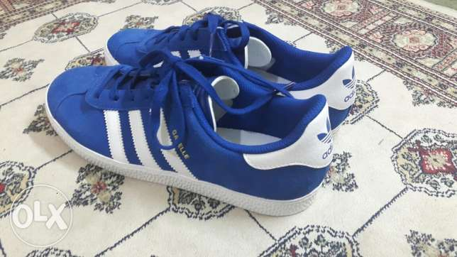 Addidas Shoes جزمة اديداس (GAZELLE) NEW! (Original)