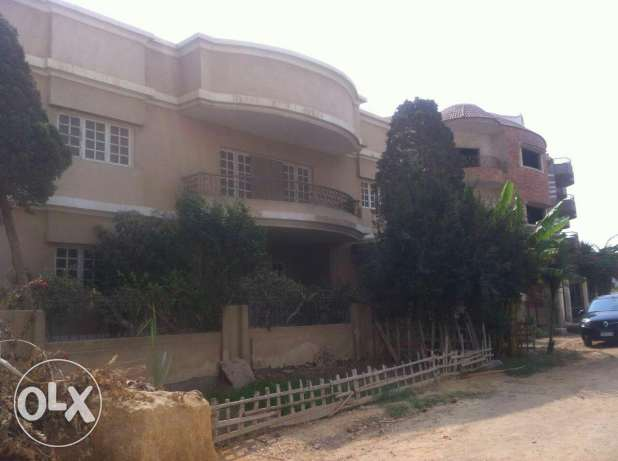 2 semi attached villas in el sherouk مدينتي -  3