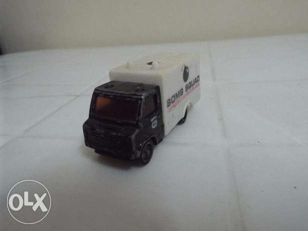 car scale die cast size 1/60