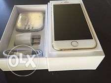 iphone 6 plus gold 64g new