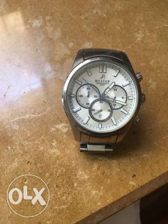 original westar metal watch