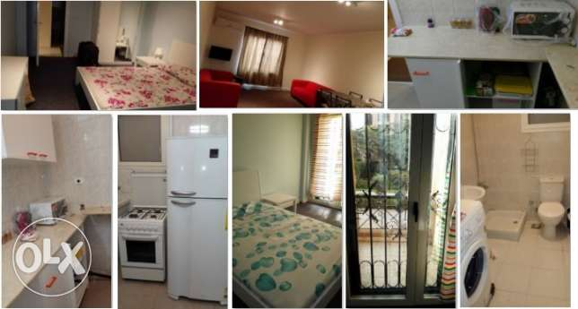 Fully Furnished Apartment for Rent in Rehab City