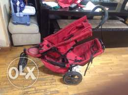 Phil & Teds Stroller with baby bouncer for 1 or 2 kids عربة اطفال