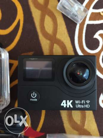 action camera 4k with all accessories brand eken water proof camera