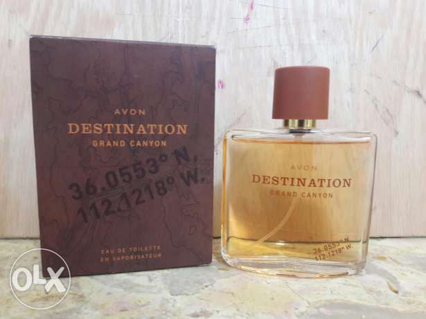 Destination perfume Avon . 200 off 338