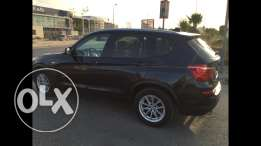 BMW X3 2015 New Facelift 2000CC only 34,000km