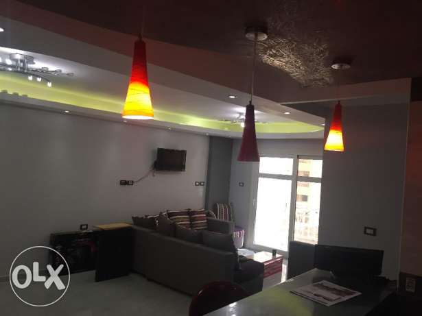 Apartment for renting daily, weekly or monthly مدينتي -  5