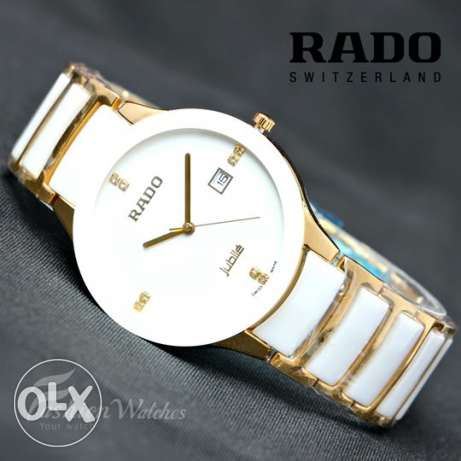 RADO First Copy(White)