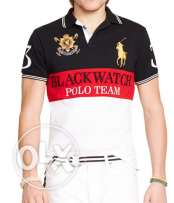 Ralph Lauren Black watch Polo Shirt - Small