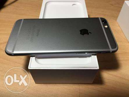 I phone 6 space gray 64 GB new