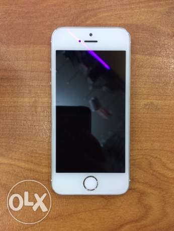 iPhone 5s 32 GB White Gold Normal use