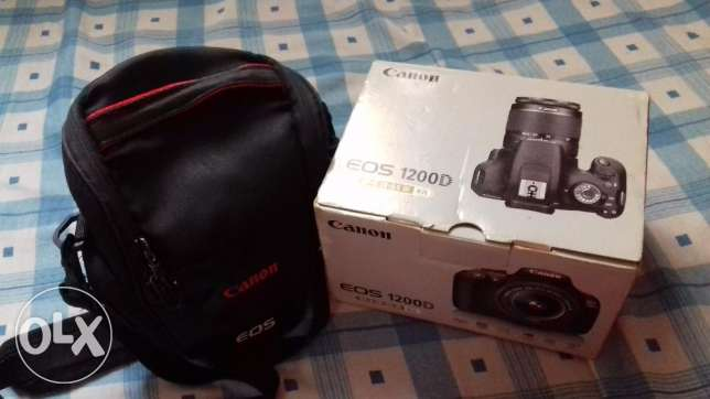 Camera 1200 With box like zero with lens 50mm