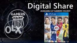 Digtial FIFA 17 Share