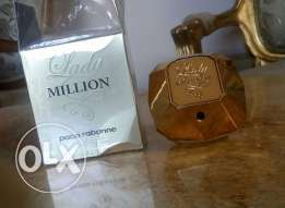 lady million original perfume