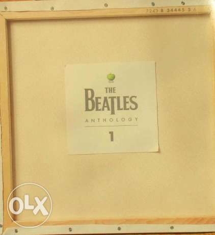 The Beatles (Anthology) part (1) 2CDS مصر الجديدة -  3