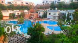 Amazing fully furnished unit in the amazing compound mountain view 1
