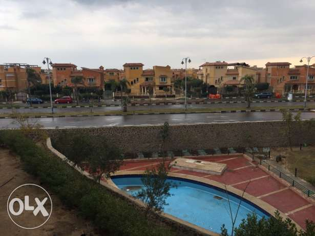 apartment for rent in casa bevarly hills الشيخ زايد -  2
