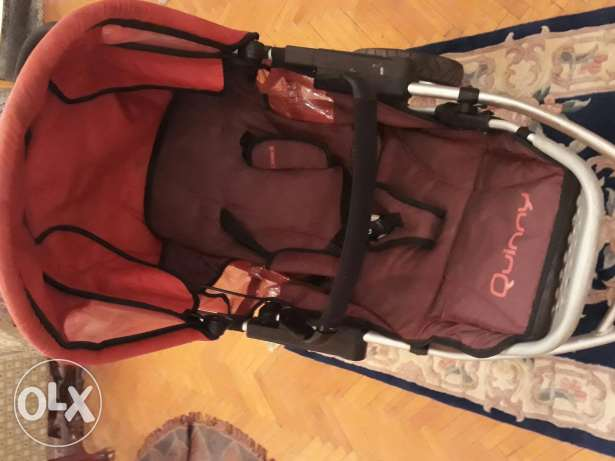 Quinny New Red Stroller
