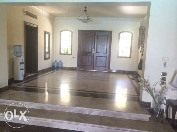 Villa for Rent in Katameya Heights - Cairo القاهرة -  4