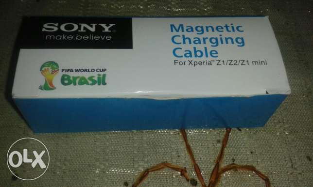 Sony magnetic charge
