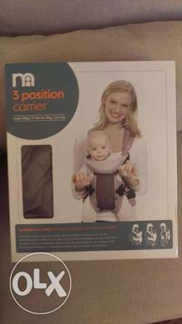 baby care 3 positions