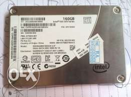 intel SSD 160 gb for sale