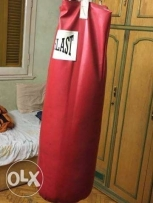 Everlast Red punching/boxing bag perfect condition