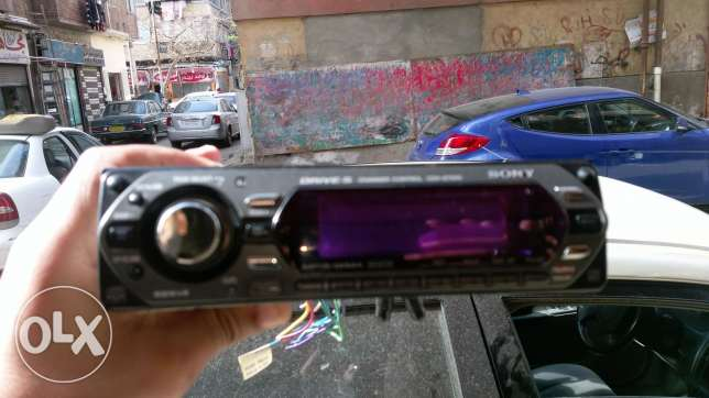 Sony mp3 aux graphic