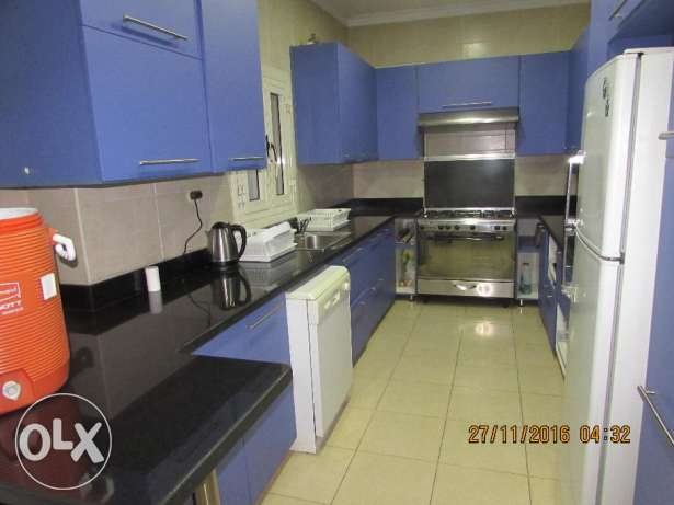 for Rent flat furnished 3 rooms 3 bathroom in very cool sriat maaid المعادي -  6