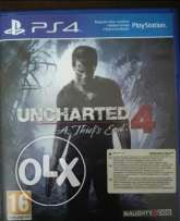 Uncharted 4 for sale or trade very perfect condition