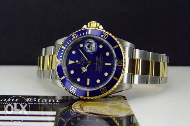 Rolex blue Submariner القاهرة -  1