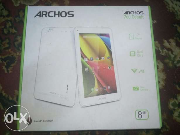 Archos 70c cobalt wifi only