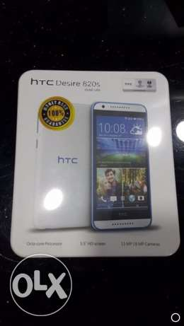 Htc desire 820s sealed تايواني
