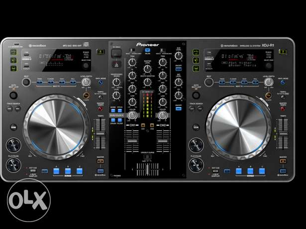 Pioneer XDJ-R1 All-in-one DJ system for remotebox
