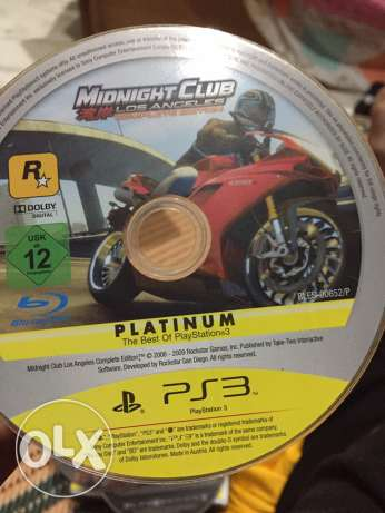 لعبه midnight Club المنصورة -  2