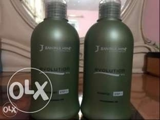 Protein hair treatment Jean Paul, made in Italy, 150 ml for 600 Le