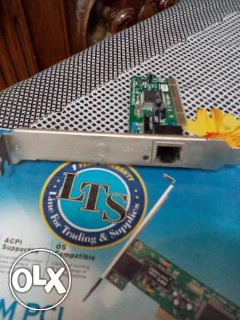 TP Link 10/100Mbps PCI Network Adapter RJ-45 كارت شبكة انترنت