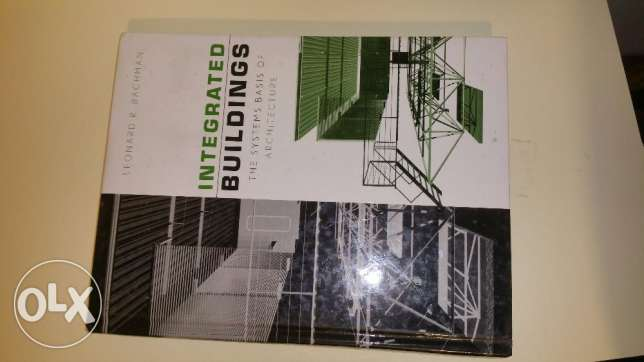 integrated buildings- the systems basis of architecture