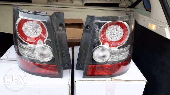 Range Rover sport tail lights original