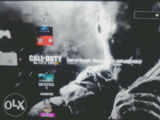 Call of duty Black ops 2 with season pass for ps3