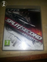 لعبة سباق split second ps3
