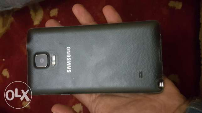 Samsung Galaxy Note 4 with box
