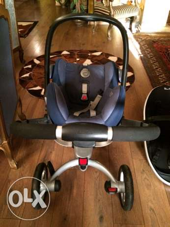 stroller silver cross and max cosi car seat