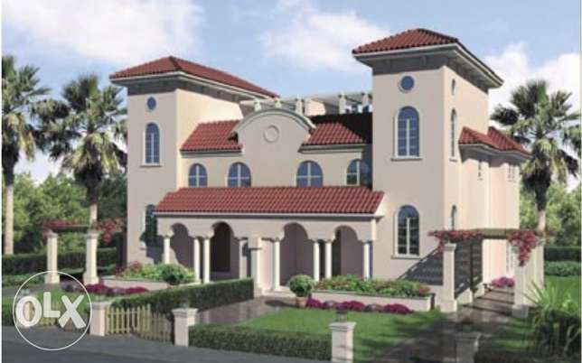 "Twin-villa Type ""J"" at Rehab hills installments over 8 years."